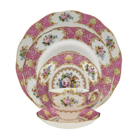 Royal Albert 'Lady Carlyle' 5-piece Place Setting