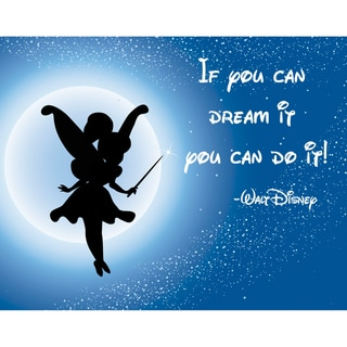 'If you can Dream it you Can Do it' Art Print