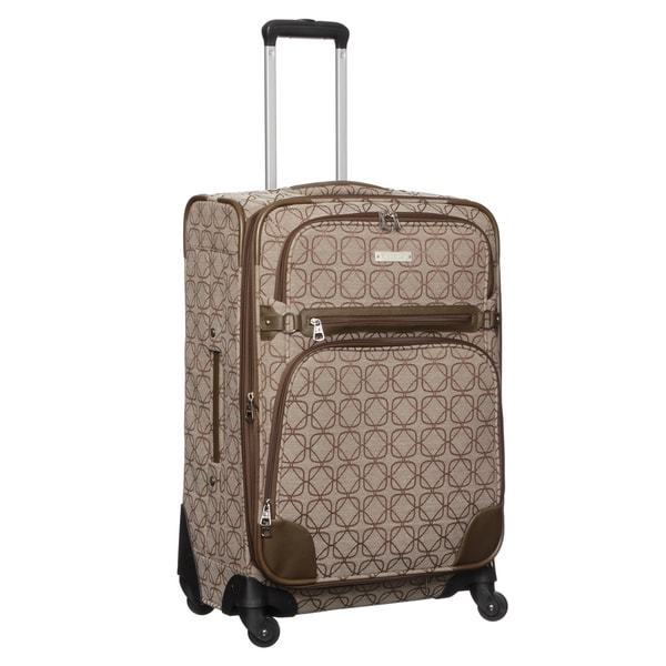 Nine West Element 9 24-inch Expandable Spinner Upright Suitcase