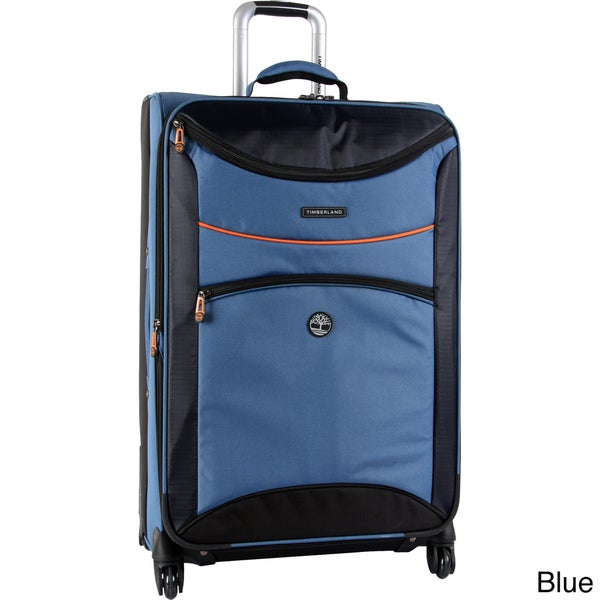 111eeb1c9065 Shop Timberland  Route 4  28-inch Spinner Upright Suitcase - Free ...