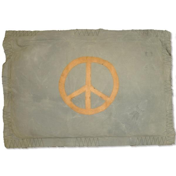 Peace Floor Cushion