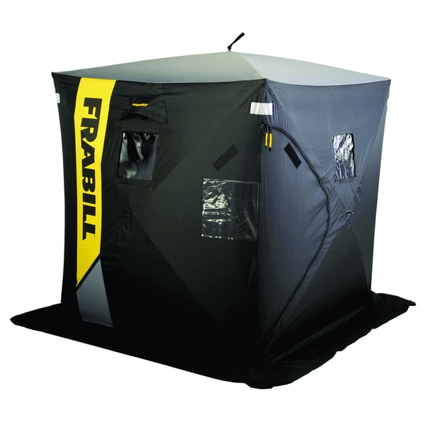 Frabill Thermal Frontier 2 Man Hub Shelter Free Shipping