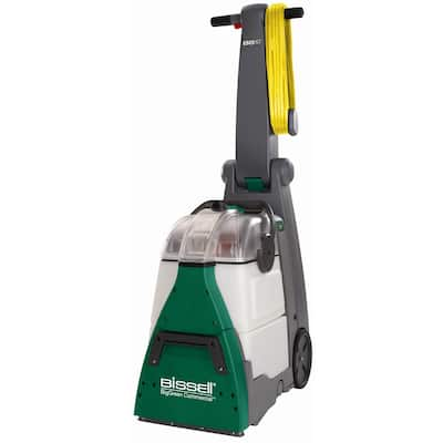 """Bissell Commercial BG10 """"Heavy Duty"""" Carpet Cleaner/Extractor - Green"""