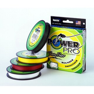 Power Pro Braided Microfilament 10 Pound 150 Yards Fishing Line