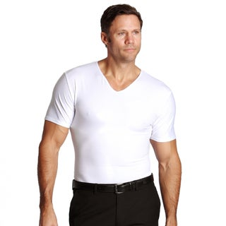 Insta Slim Compression V-neck Shirts (3-pack)