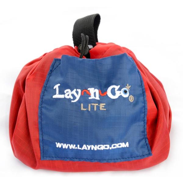 Lay-n-Go LITE Red Activity Mat