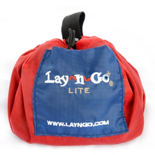 Lay-n-Go LITE Red Activity Mat
