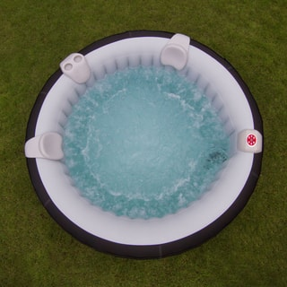 free standing hot tub. TheraPurespa Comfort Kit Hot Tubs  Spas For Less Overstock com