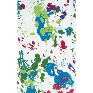 Manam Pollack Multi Color Rug