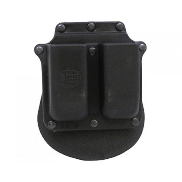 Fobus Double Mag Pouch, 9/357/40