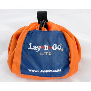 Lay-n-Go Lite Orange Activity Mat