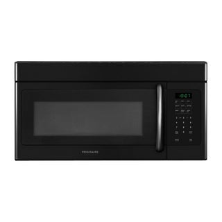 Frigidaire Black Over-the-range Microwave