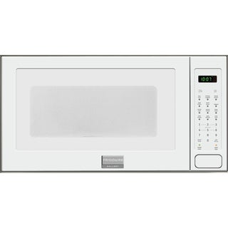 Frigidaire White 2.0 Cubic Feet Built-In Microwave