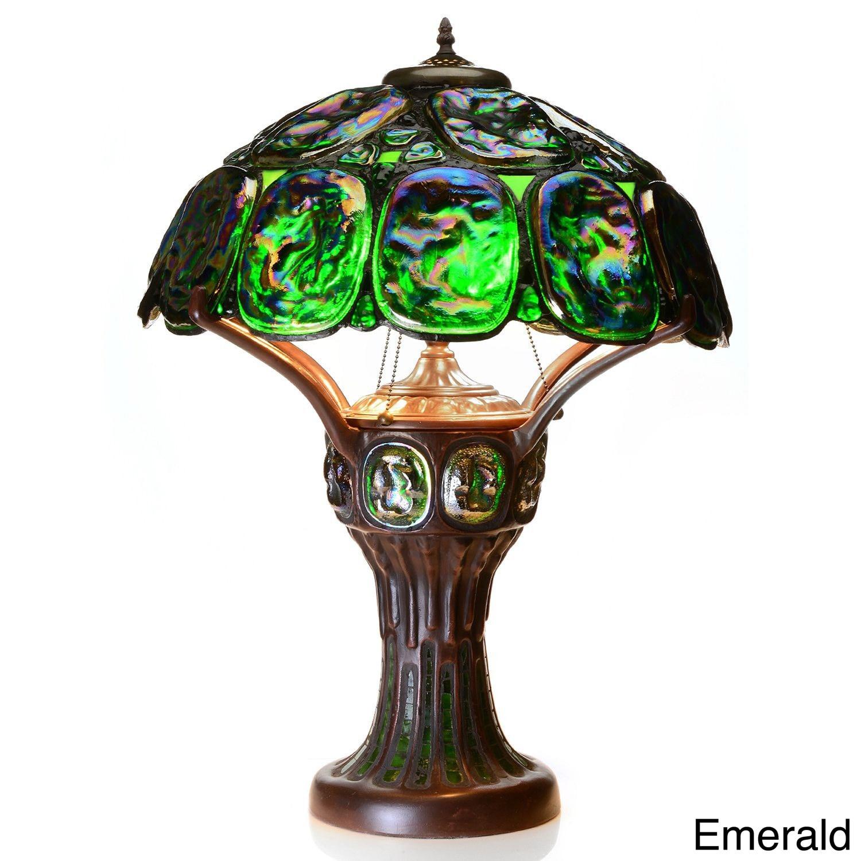 Warehouse of Tiffany Tiffany Style Turtleback Table Lamp ...