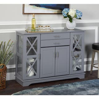 Buy Grey Buffets Sideboards China Cabinets Online At Overstock