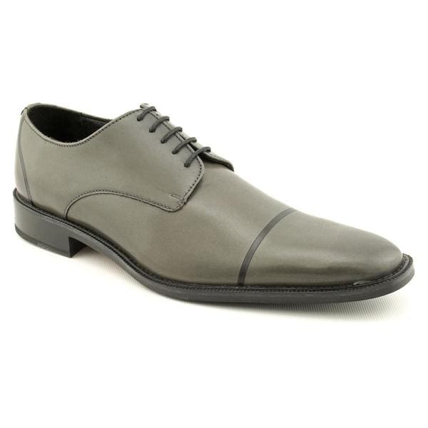 Robert Cameron Men's 'Shooter' Leather Dress Shoes - Wide