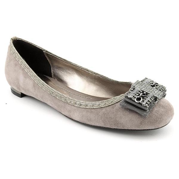 Bourne Women's 'Ella' Regular Suede Dress Shoes (Size 9)