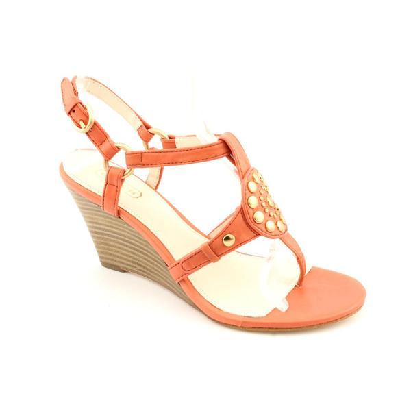 Coach Women's 'Harper' Leather Sandals (Size 8)