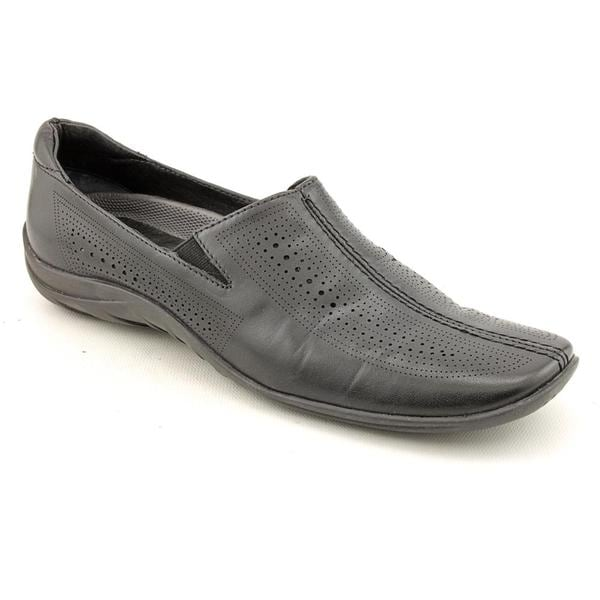 Elites by Walking Cradles Women's 'Amy' Leather Dress Shoes - Narrow (Size 7.5)