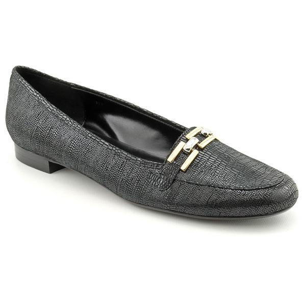 Vaneli Women's 'Adelind' Leather Casual Shoes - Narrow