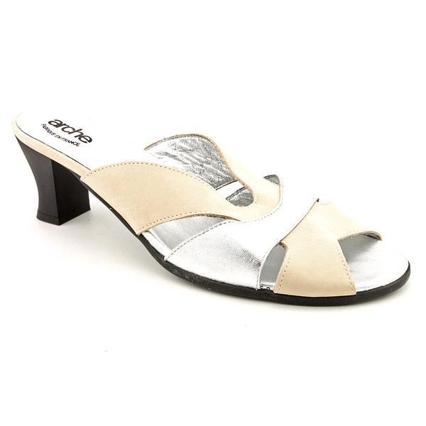 Arche Women's 'Kimoss' Leather Sandals (Size 5)