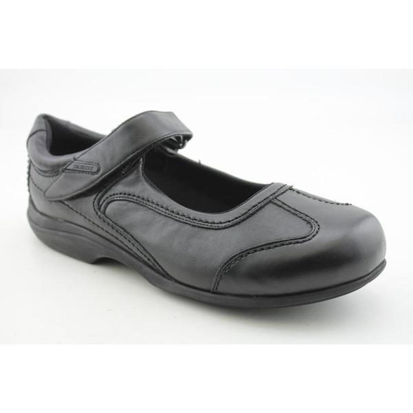 P.W. Minor Women's 'Sadie' Leather Casual Shoes - Extra Wide (Size 7.5)
