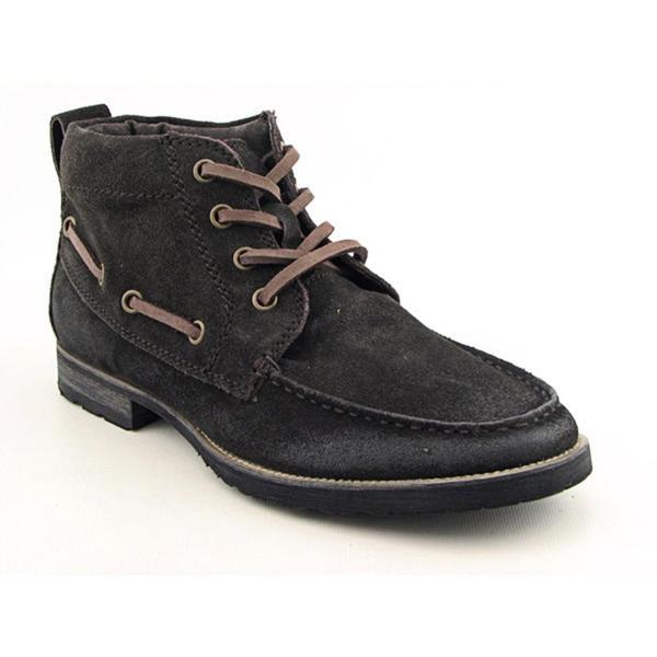 Steve Madden Men's 'Quenten' Regular Suede Boots (Size 12)