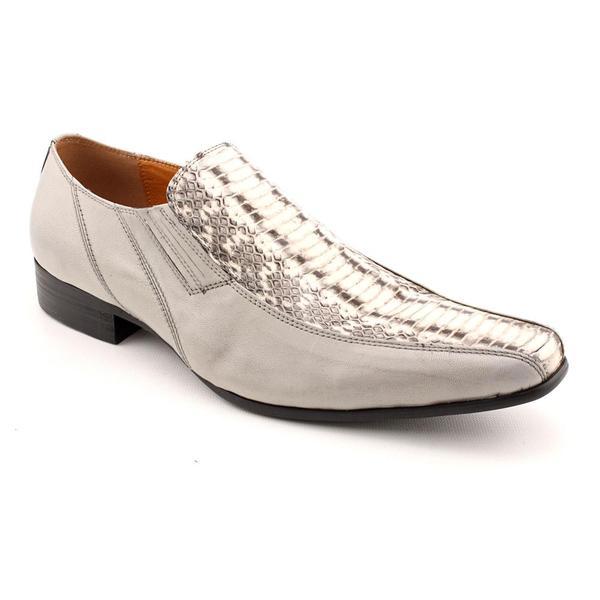 Steve Madden Men's 'Hackett' Leather Slip Ons (Size 9)