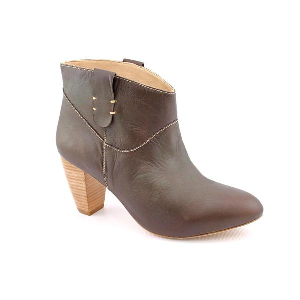 Rebecca Minkoff Women's 'Doll' Leather Boots (Size 7.5)