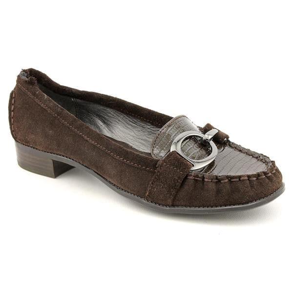 Alfani Women's 'Brecon' Regular Suede Casual Shoes