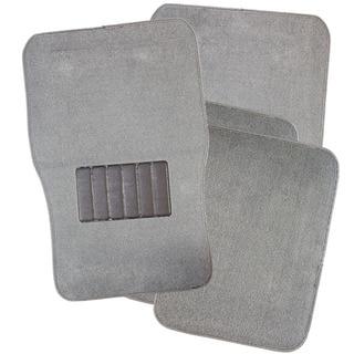 Oxgord Grey Car Floor Mats (Set of 4)