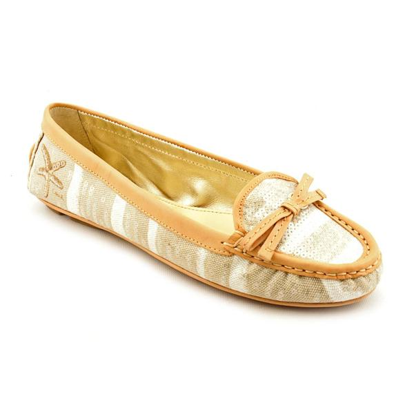 Coach Women's 'Ireen Starfish Print Canvas' Canvas Casual Shoes