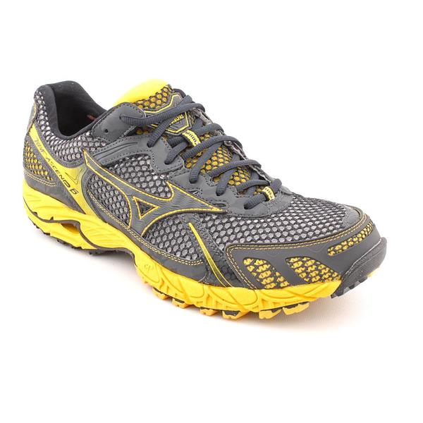 mizuno wave ascend 6 trail running shoes