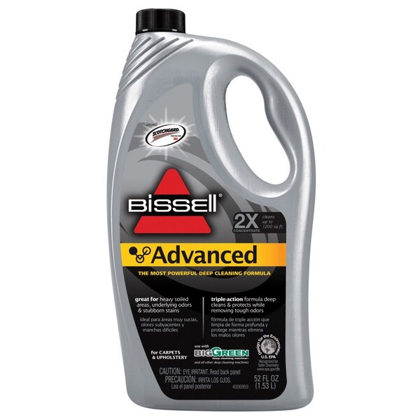 Bissell 52-ounce Advanced Formula Carpet Cleaner - Free ...