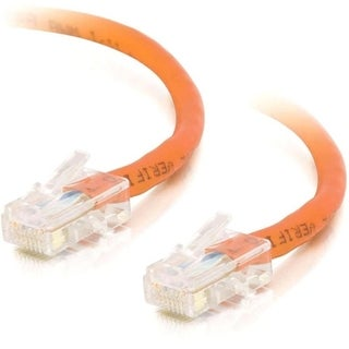3ft Cat5e Non-Booted Crossover Unshielded (UTP) Network Patch Cable -
