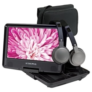 "VOXX Electronics DS9343TPK Portable DVD Player - 9"" Display - 640 x 2"