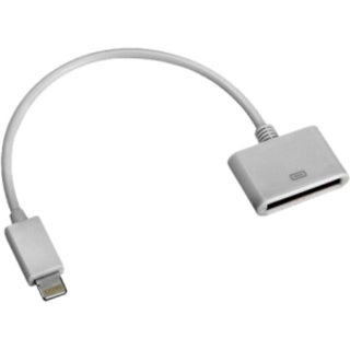 4XEM Lightning To 30-Pin Adapter Cable For iPhone/iPod/iPad