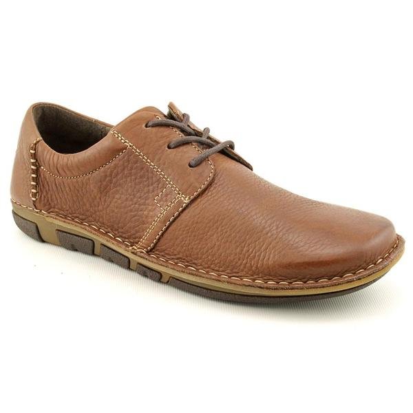 Hush Puppies Men's 'Veg Out' Leather Dress Shoes - Wide