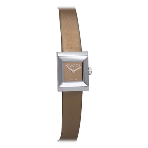 Gucci Women's G Frame Watch