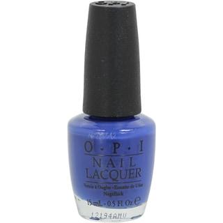 OPI Dating A Royal Blue Nail Lacquer