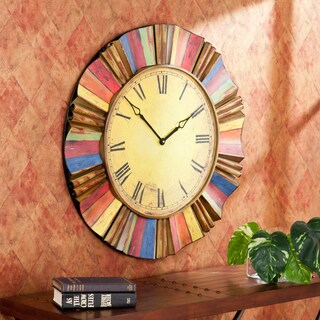 Harper Blvd Salucci Decorative Wall Clock
