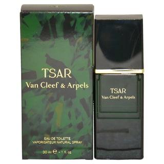Van Cleef & Arpels 'Tsar' Men's 1-ounce Eau de Toilette Spray
