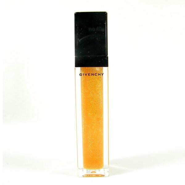 Givenchy Pop Crystal Glitter Orange Lip Gloss