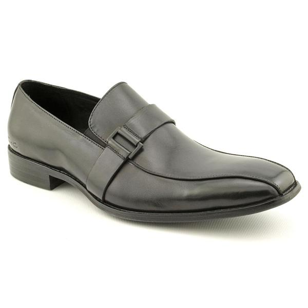 Kenneth Cole NY Men's 'C-Hill-E Pepper' Leather Dress Shoes