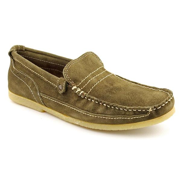 Steve Madden Men's 'Canncun' Regular Suede Casual Shoes