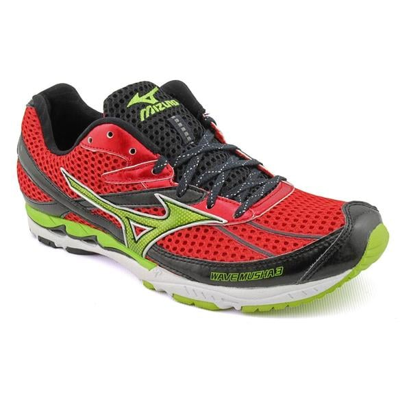 Mizuno Men's 'Wave Musha 3' Mesh Athletic Shoe