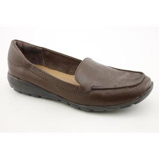 Easy Spirit Women's 'Abide' Leather Casual Shoes - Extra Wide