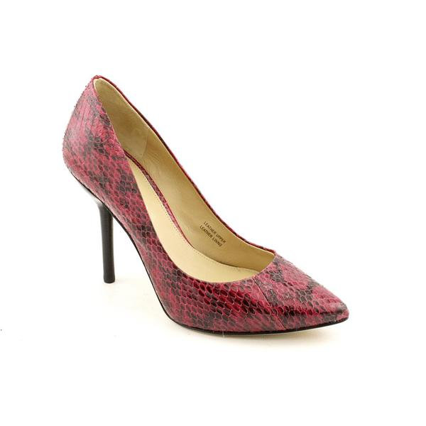 Via Spiga Women's 'Mia' Animal Print Dress Shoes
