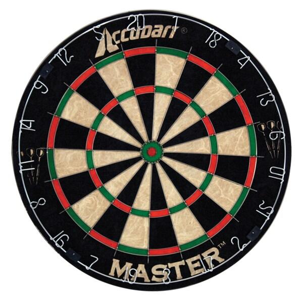 Master Bristle Dartboard
