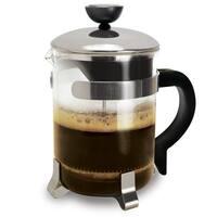 Epoca Chrome 4-cup Coffee Press